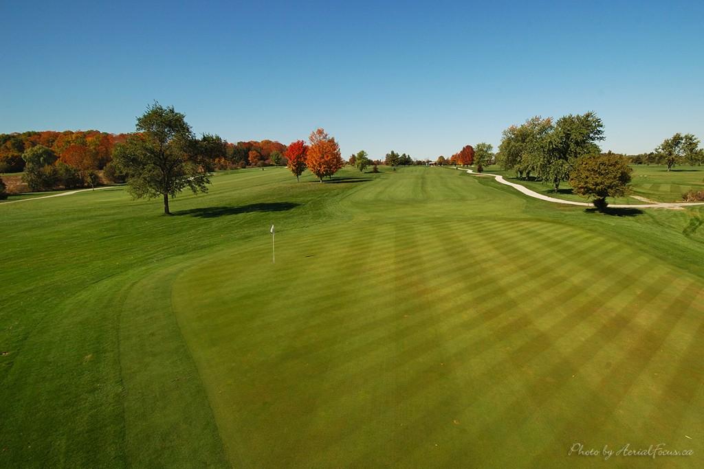 Hornby Glen Golf Course - Green